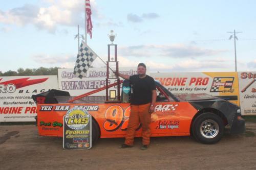 Curtis Rice PT GLN Winner