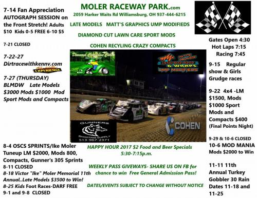 2017 MRP SCHEDULE July 2017-page1